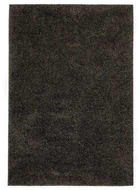 vidaXL Vloerkleed shaggy hoogpolig 120x170 cm antraciet