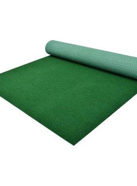 vidaXL Kunstgras met noppen 20x1,33 m PP groen