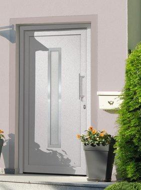 vidaXL Voordeur 98x190 cm wit