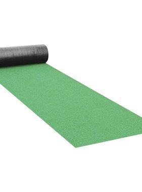 vidaXL Dakpapier met lasnaad V60 S4 1 rol 2,5 ㎡ bitumen groen