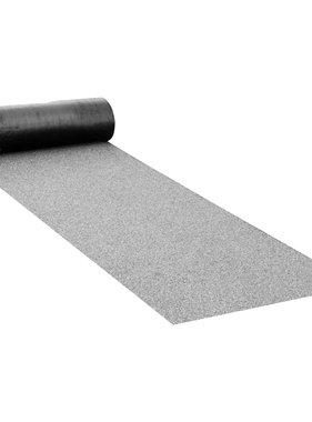 vidaXL Dakpapier met lasnaad V60 S4 1 rol 2,5 ㎡ bitumen grijs
