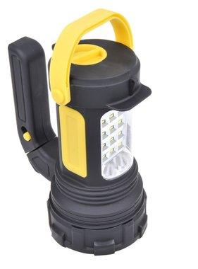 vidaXL Multifunctionele lamp 2-in-1 5W LED en 12 SMD LED 440115
