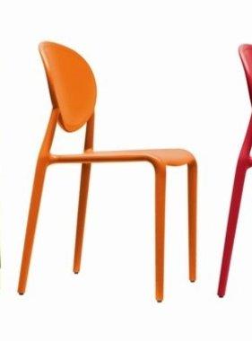 Kantoormeubelen Plus Kantinestoel Design Italia