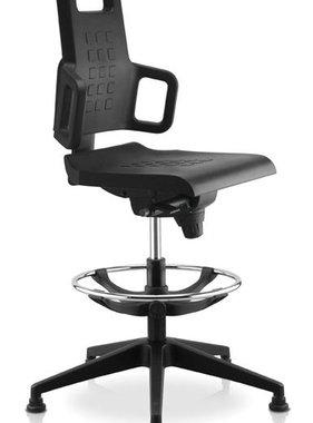 ABC Kantoormeubelen Werkstoel design Polyurethaan