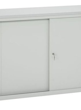 ABC Kantoormeubelen Schuifdeurkast 76x160x45