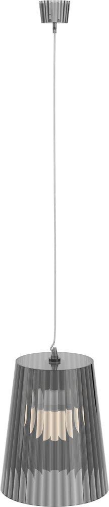 Butik Butik hanglamp Nova Zwart Transparant