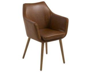 Comfortabele Luxe Fauteuil.Comfortabele Fauteuil Leer Design Kantoormeubelen Plus