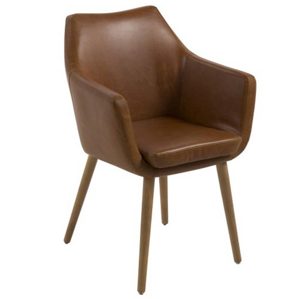 Fauteuil Leer Design.Comfortabele Fauteuil Leer Design