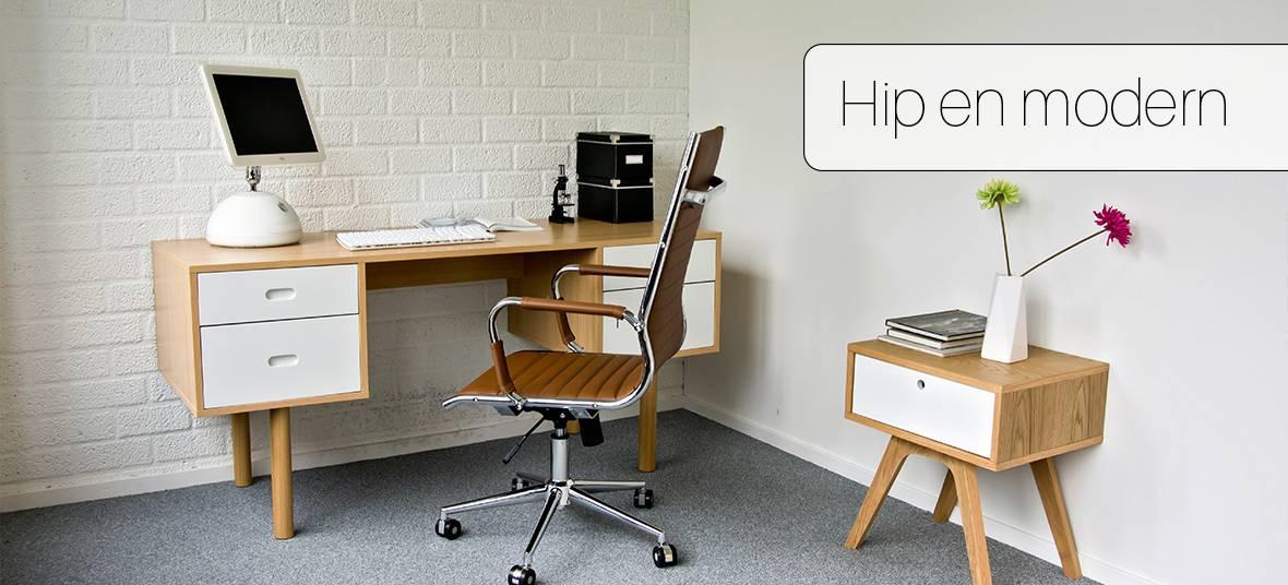 Hippe en moderne design meubelen voor kantoor en thuis