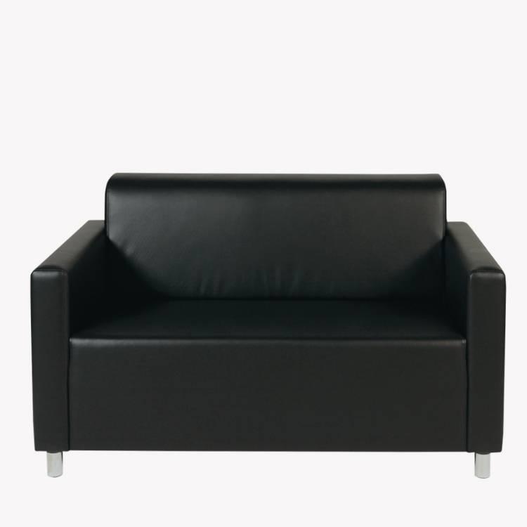 Schaffenburg Schaffenburg serie 260 2 zits fauteuil, 144x83x83cm (BxHxD) kunstleder
