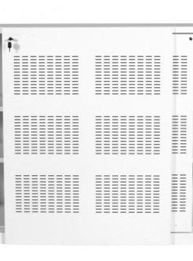 Schaffenburg Claudius schuifdeurkast enkelzijdig 180x120 wit