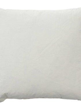 Dutch Decor vulkussen 45x45 cm veren vulling