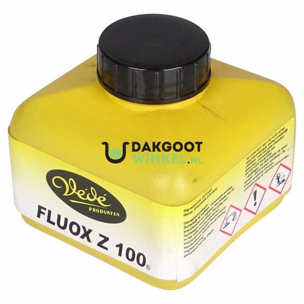 Soldeervloeistof oud & gepatineerd. ZINK - Fluox Z 100 (500gr.)