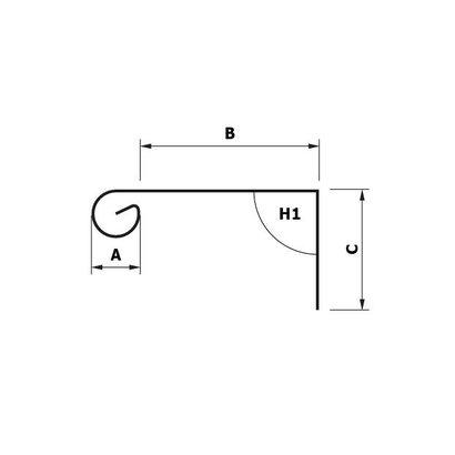 Zetwerk Zink - Deklijst Type 12
