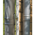 Zelfblokkerende beugels m10 wrong 80mm Quartz met schroefstift