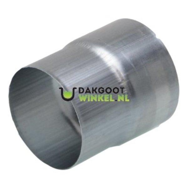 Verbindingsmof zink 80mm rond