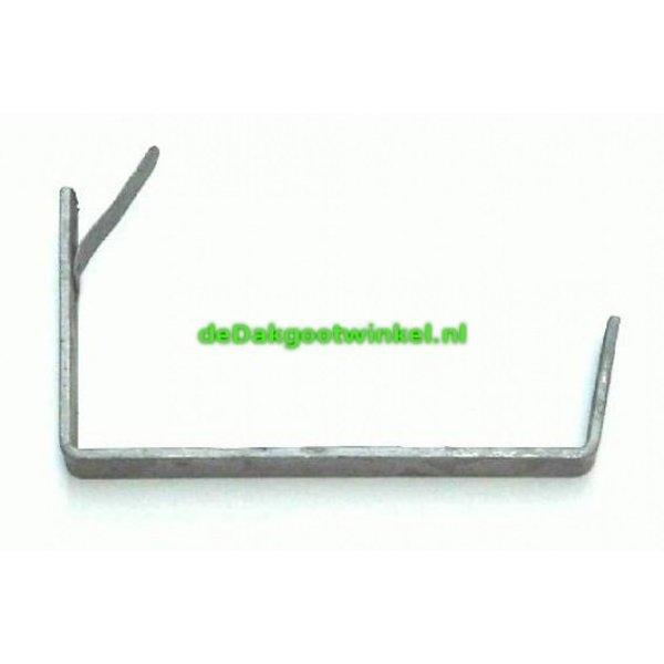 B37 muurbeugel gegalv. i.c.m. hoeklijn (5TB)