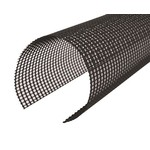 Gootbladvanger. Gootrooster Diameter 150mm. 3 meter