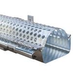 Bladrooster voor zinken bakgoot B30 - 2 meter klikbaar