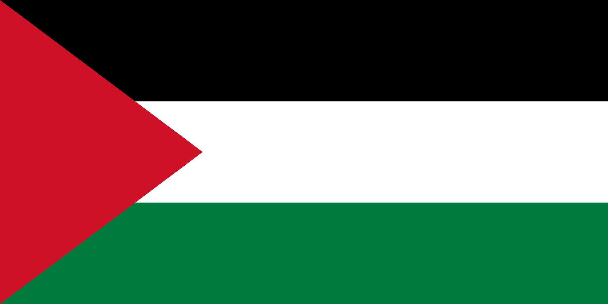 Flagge Schwarz Weiß Grün