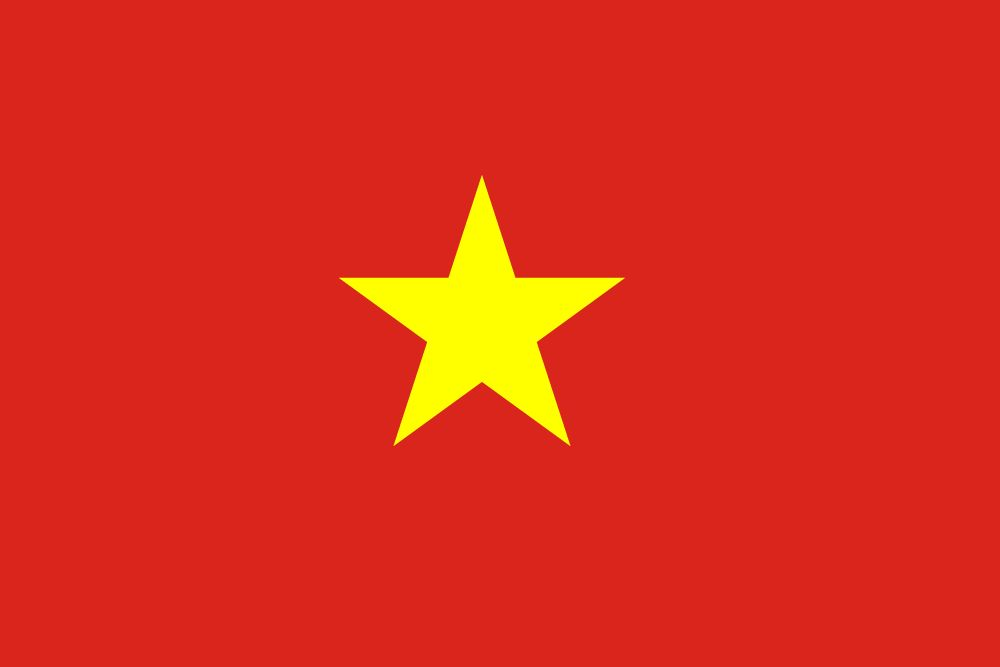 Flag of Vietnam image and meaning Vietnamese flag - country flags