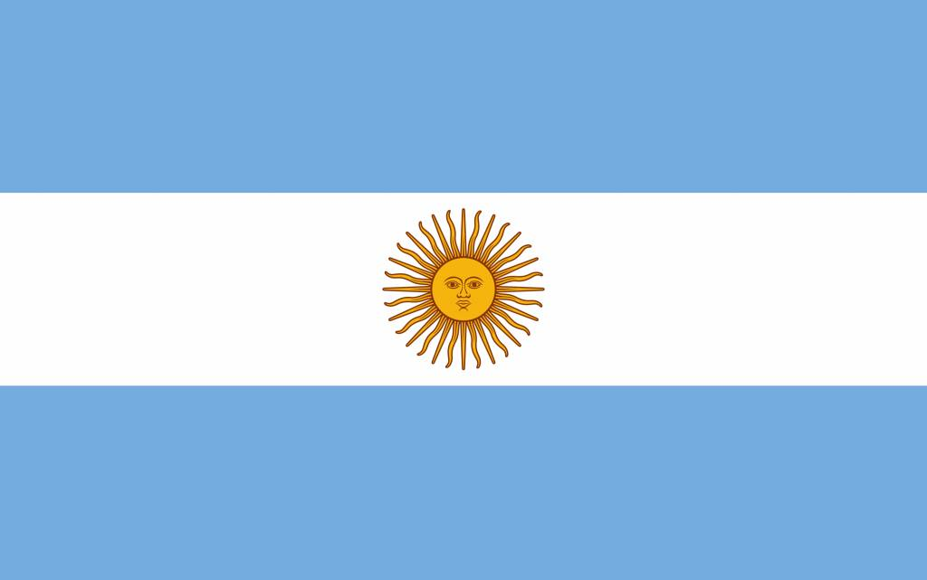 Argentina flag icon - country flags