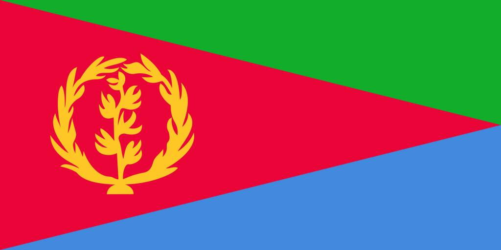 Eritrea Flag Image Country Flags