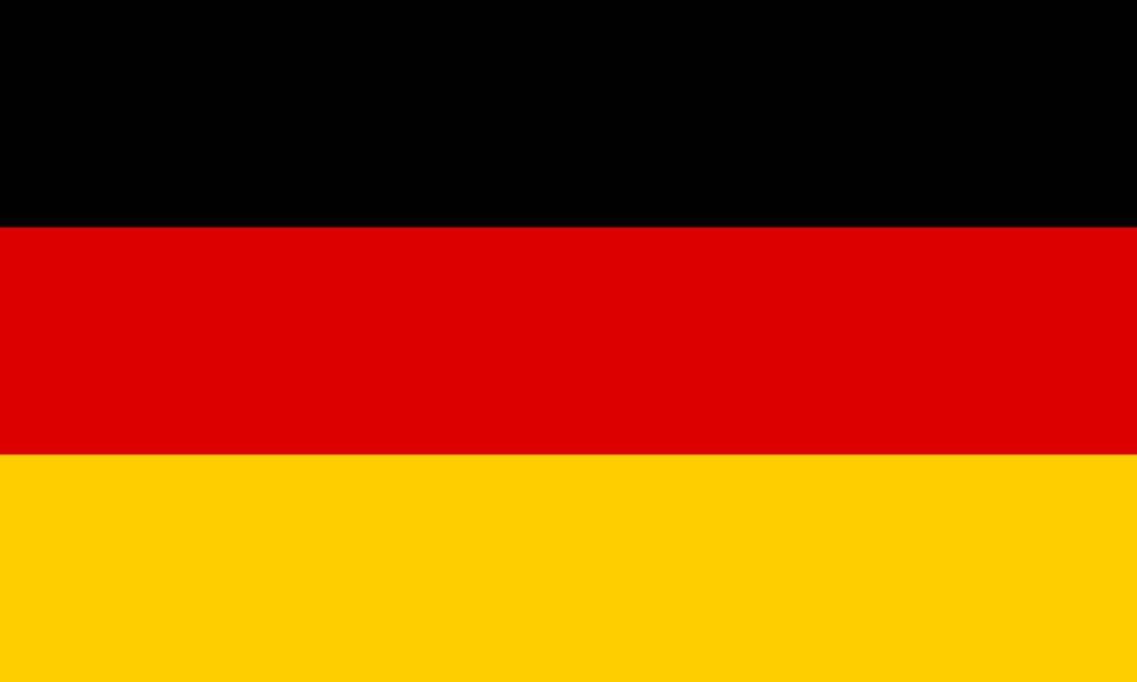 Flagge Von Deutschland Vektor Country Flags