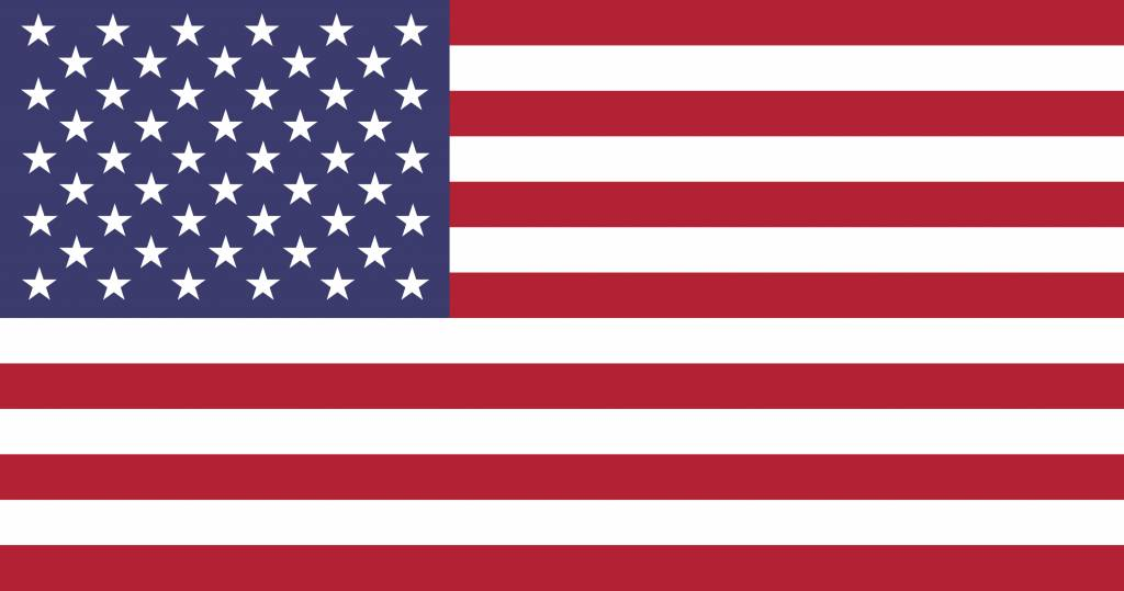 The United States flag icon - country flags
