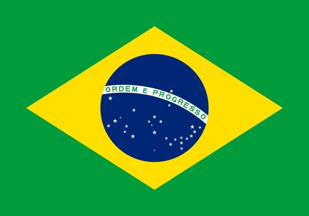Brazil flag emoji - country flags