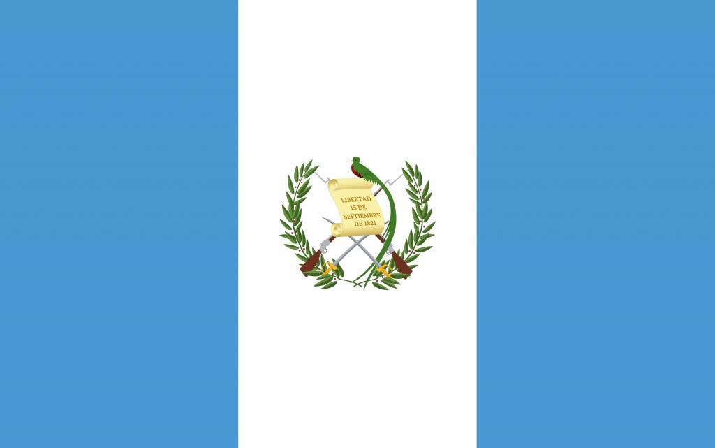 guatemala vlag kleurplaat country flags