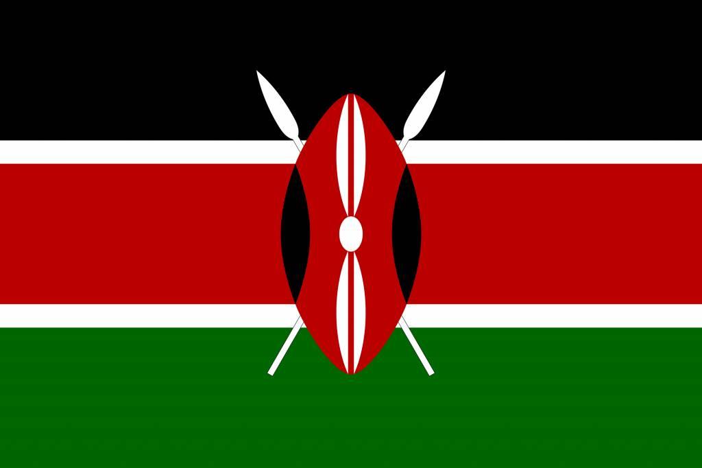 Kenya flag emoji - country flags