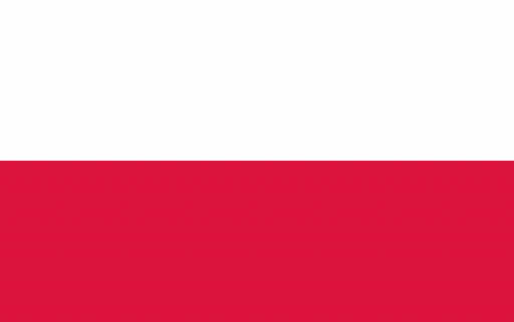 Poland flag emoji - country flags