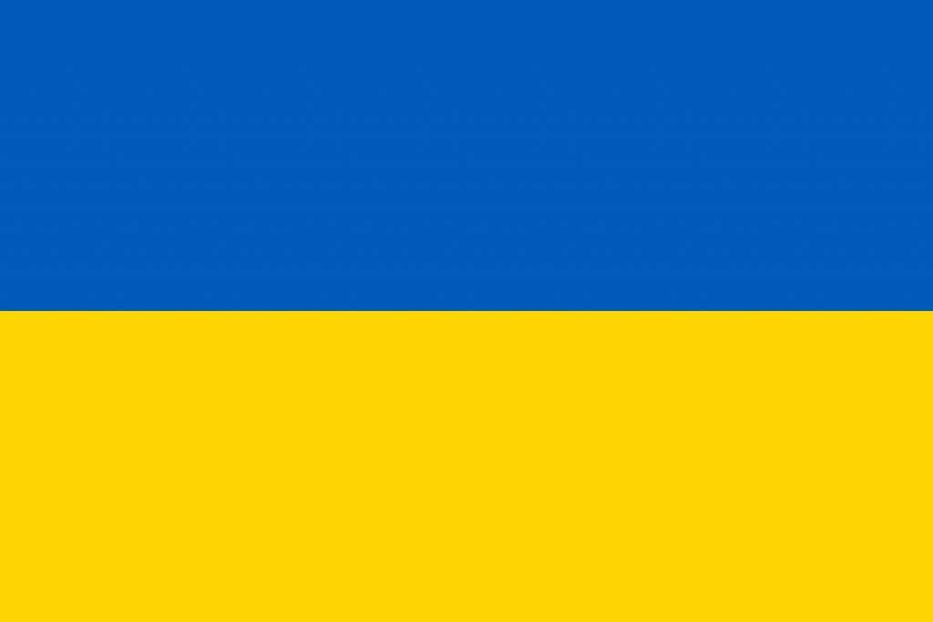Excellent Ukraine Flag Coloring Country Flags Interior Design Ideas Gentotthenellocom