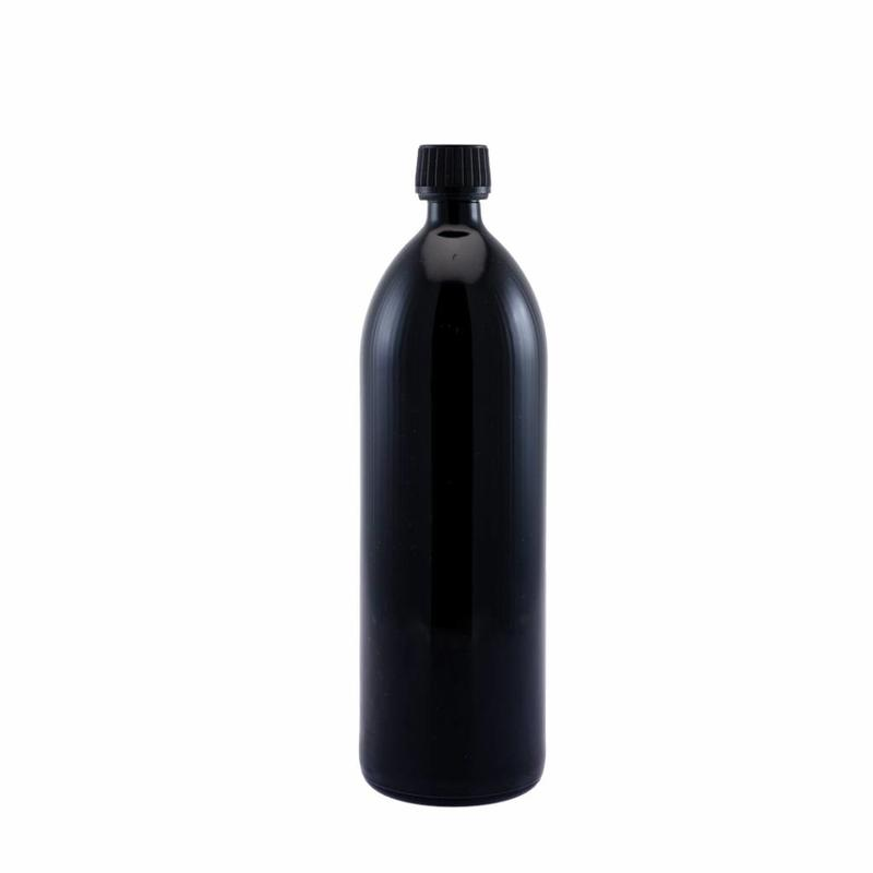 Miron UV Miron UV glass bottle with safety cap 1000ml