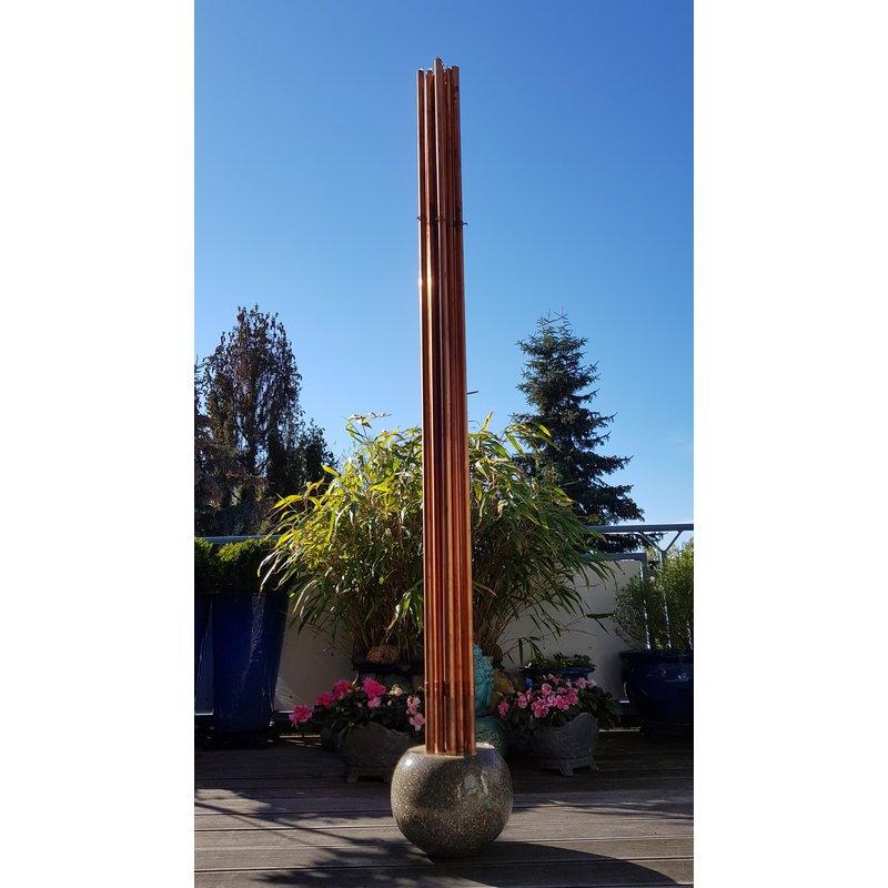 bodyRevitaliser Satz 13 St. Kupfer-Verlängerungsrohre für den Atmosphärischer Harmonisator