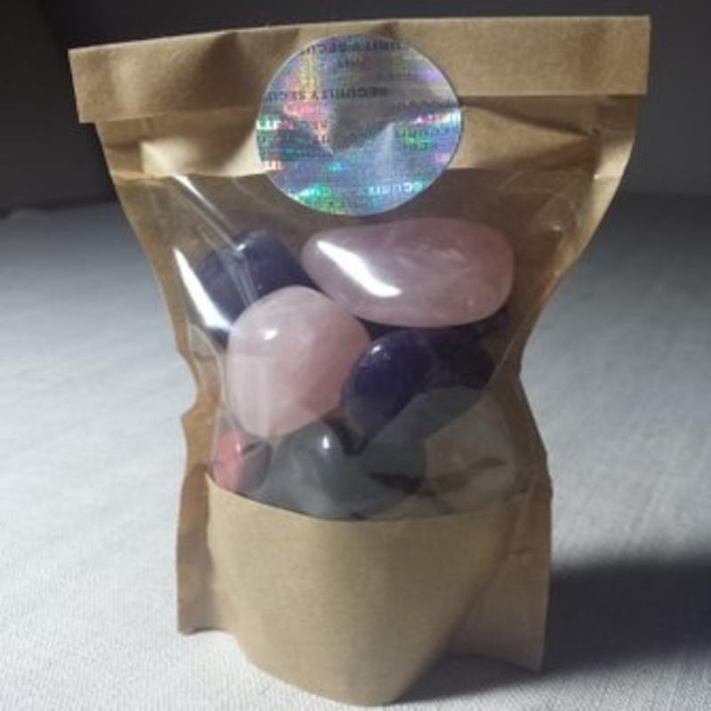 aquaRevitaliser aquaRevitaliser Energie-Kristallen in papieren zak 13stuks