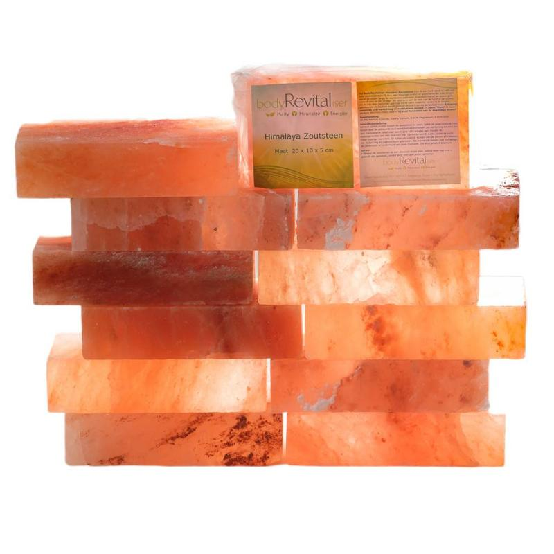 bodyRevitaliser Himalaya Salt Bricks - Wholesale