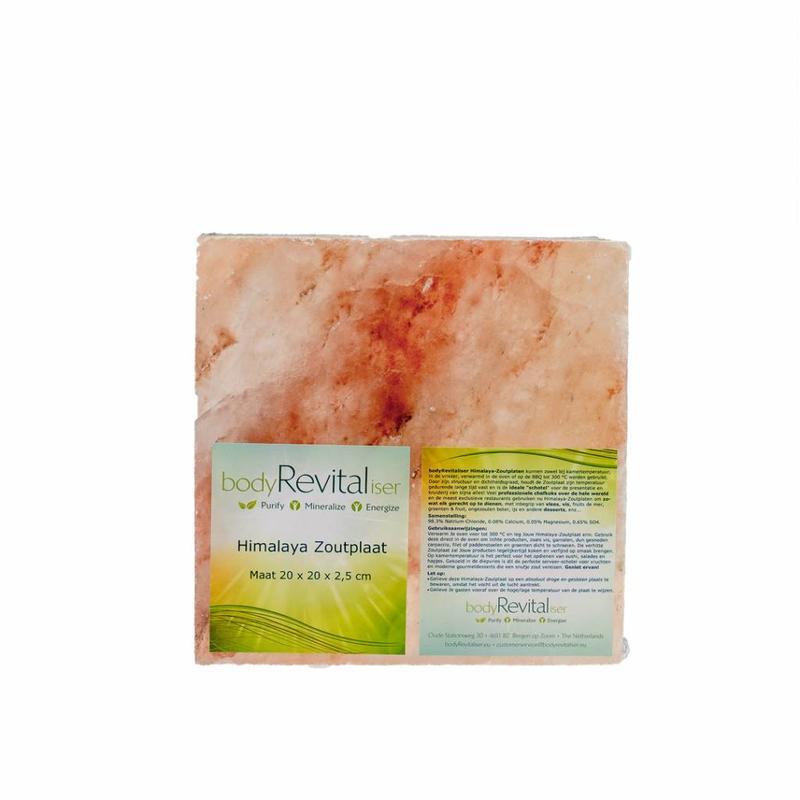 bodyRevitaliser Himalaya-Salzplatte
