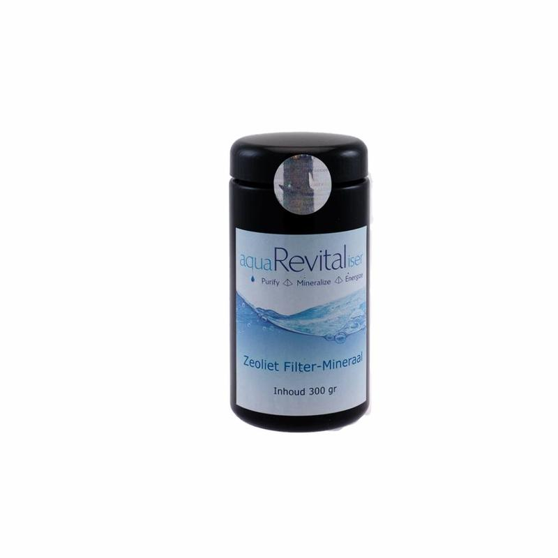 aquaRevitaliser Zeoliet Filter-Mineraal 700gr
