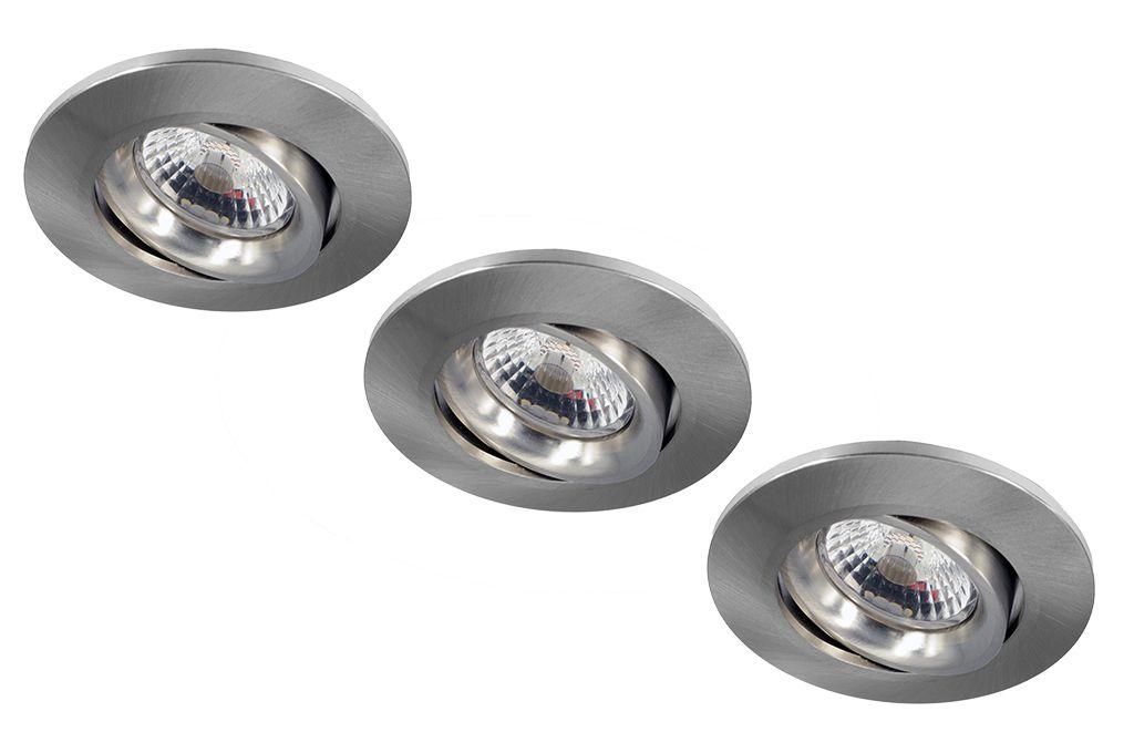 Licht Spots Inbouw : Set van stuks inbouw ledspot parijs warm wit licht dimbaar