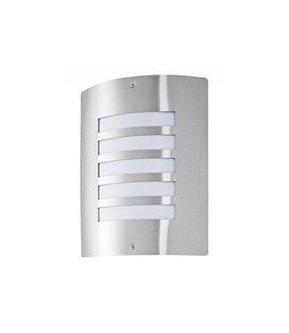 KL LIGHTING Tuin Wand Lamp / Armatuur, RVS