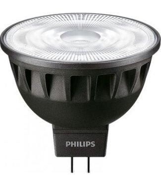 Philips Dimbare Master LEDspot 12V 6,5W warm wit MR16 (GU5.3) fitting