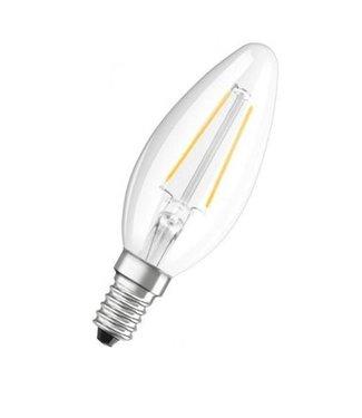 Retrofit kaars ledlamp E14,  1,6 Watt