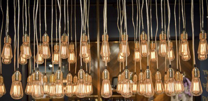 Haal de industriële look in huis met LED filament lampen