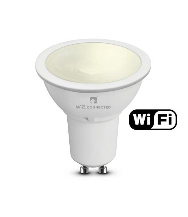 Wiz Smart Led GU10 Wifi. Warm wit 5,5 W