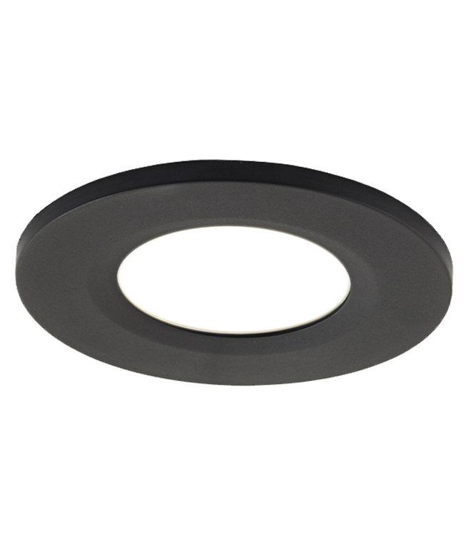 Ring (bezel) Zwart voor Venetië spot
