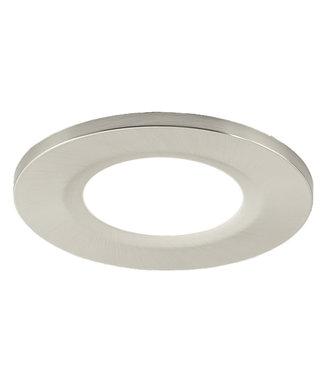 Ring (bezel) RVS voor Venetië spot