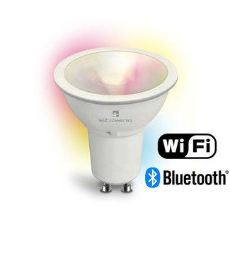 Wiz Smart Led GU10 Wifi+Bluetooth. RGB en dimtone, 5 W