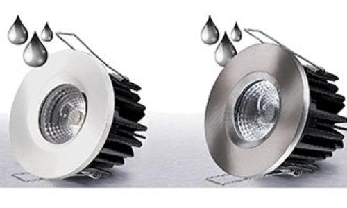 Badkamer LEDspots